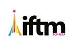 IFTM TOP RESA 2021. Логотип выставки