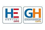 HopitalExpo / GerontHandicapExpo 2021. Логотип выставки