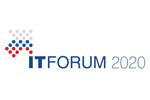 IT FORUM 2020 2017. Логотип выставки