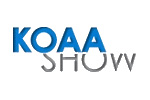 KOAA SHOW 2020. Логотип выставки