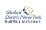 Global Electric Power Tech 2019. Логотип выставки