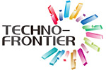 TECHNO-FRONTIER 2021. Логотип выставки