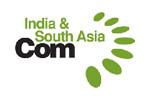 INDIA & SOUTH ASIA COM 2010. Логотип выставки