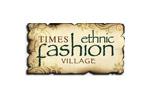 Times Ethnic Fashion Village 2012. Логотип выставки
