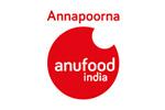 Annapoorna ANUFOOD India 2021. Логотип выставки