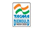 Die Mould India 2021. Логотип выставки