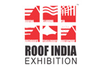 ROOF INDIA 2021. Логотип выставки