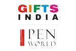 Gifts India - Pen World 2010. Логотип выставки