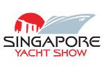 Singapore Yacht Show 2021. Логотип выставки