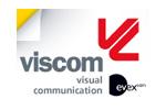 Viscom Italia 2021. Логотип выставки