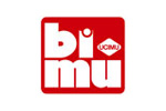 BI-MU 2020. Логотип выставки