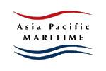 ASIA PACIFIC MARITIME / APM 2022. Логотип выставки