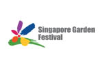 Singapore Garden Festival (SGF) 2018. Логотип выставки