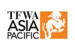 TFWA Asia Pacific 2019. Логотип выставки