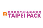 Taipei Pack 2021. Логотип выставки