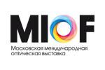 МОСКОВСКАЯ МЕЖДУНАРОДНАЯ ОПТИЧЕСКАЯ ВЫСТАВКА / MIOF 2021. Логотип выставки