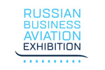 Russian Business Aviation Exhibition / RUBAE 2021. Логотип выставки