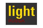 LIGHT RUSSIA 2010. Логотип выставки