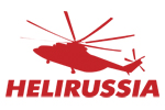 HeliRussia 2021. Логотип выставки