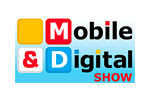 MOBILE & DIGITAL SHOW 2010. Логотип выставки