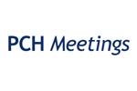 PCH MEETINGS 2020. Логотип выставки