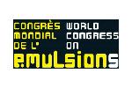 WORLD CONGRESS ON EMULSION 2010. Логотип выставки