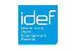 IDEF - INTERACTIVE DIGITAL ENTERTAINMENT FESTIVAL 2013. Логотип выставки