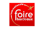 FOIRE INTERNATIONALE DE BORDEAUX 2021. Логотип выставки