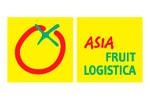 ASIA FRUIT LOGISTICA 2021. Логотип выставки