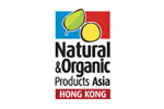Natural & Organic Products Asia 2020. Логотип выставки