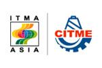 ITMA ASIA + CITME 2021. Логотип выставки