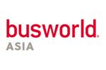 Busworld Asia 2020. Логотип выставки