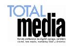TOTAL MEDIA 2011. Логотип выставки