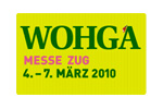 WOHGA Zug 2010. Логотип выставки