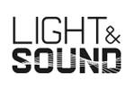 light & sound 2021. Логотип выставки