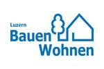 Bauen+Wohnen Luzern 2011. Логотип выставки