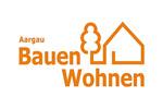 BAUEN+WOHNEN AARGAU 2019. Логотип выставки