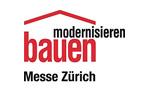 Bauen & Modernisieren 2021. Логотип выставки