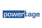Powertage 2020. Логотип выставки