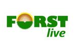 Forst live 2020. Логотип выставки
