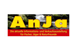 Anja - Angeln & Jagen 2010. Логотип выставки