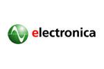 electronica 2020. Логотип выставки