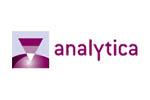 ANALYTICA 2020. Логотип выставки