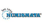 Numismata Munchen 2020. Логотип выставки