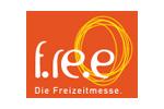 F.RE.E - FREIZEIT, REISEN, ERHOLUNG 2020. Логотип выставки