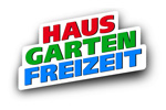 Haus-Garten-Freizeit 2020. Логотип выставки