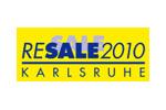 RESALE 2010. Логотип выставки