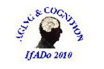 Altern und Kognition 2010. Логотип выставки