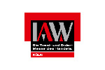 IAW 2020. Логотип выставки