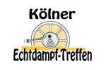 Kolner Echtdampftreffen 2020. Логотип выставки